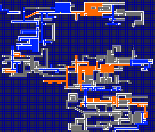Super Metroid, min - of entered rooms Map (with Underflow).png